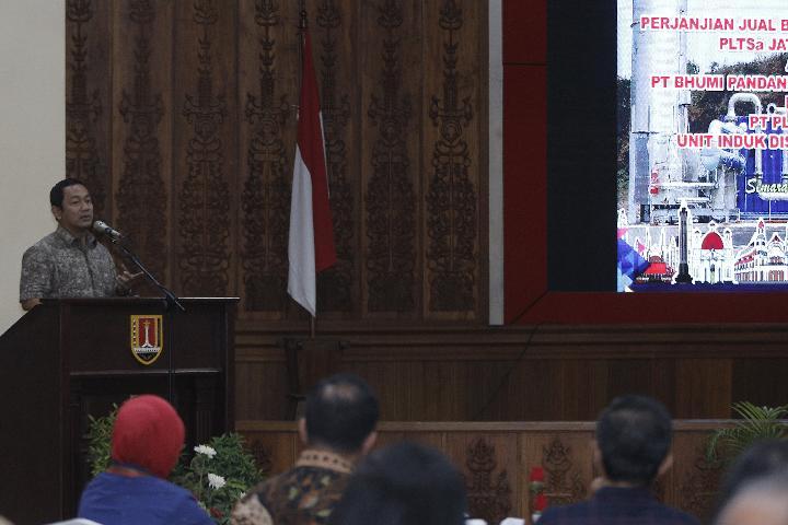 Kota Semarang Suplai Listrik dari Sampah Untuk PLN