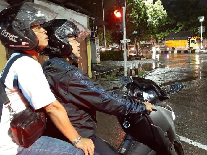 Curah Hujan Tinggi di Awal Tahun, Tak Ada Titik Banjir di Semarang