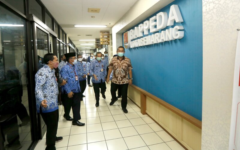 Sistem Pengolahan Air Minum Semarang Barat Mulai Uji Coba